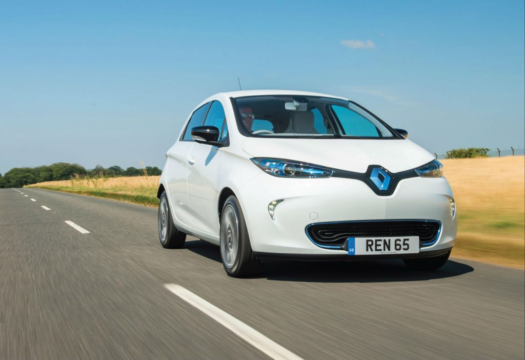 Used car buying guide: super-saver plug-in electric cars, including the Renault Zoe