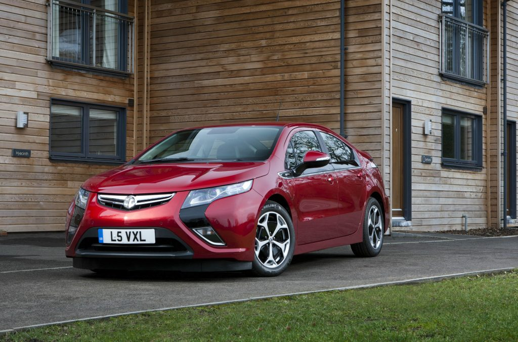 Used car buying guide: super-saver plug-in electric cars, including the Vauxhall Ampera