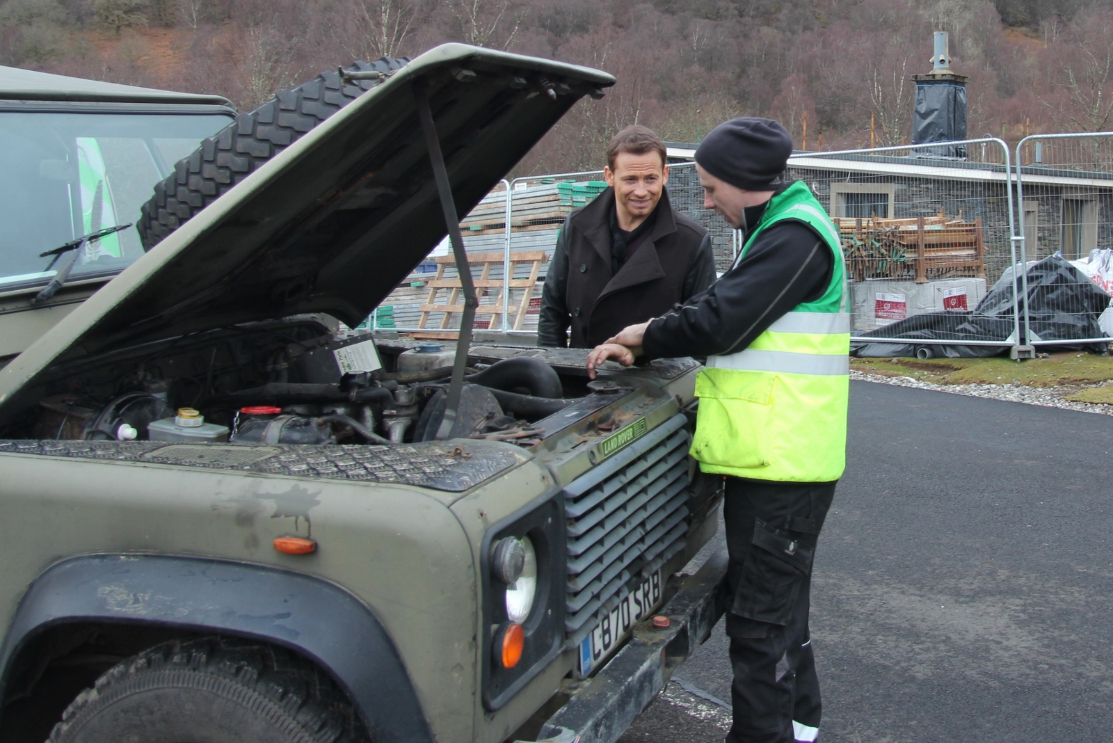 Image result for buying a land rover