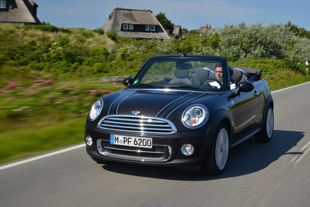 Best-selling convertibles