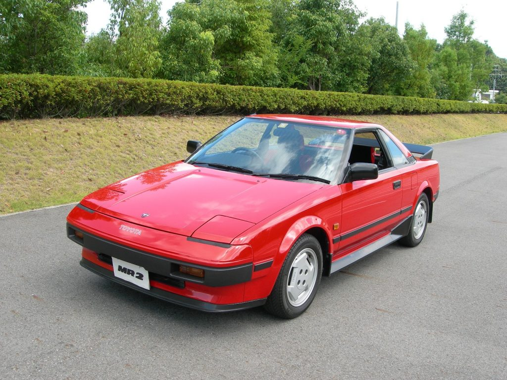 Going up in the world: 12 affordable future classic cars that are likely to increase in value. Including the Toyota MR2 Mk1