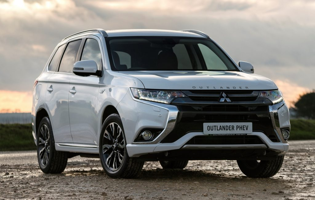 Will Britain's most popular PHEV, the Mitsubishi Outlander, find fewer customers?