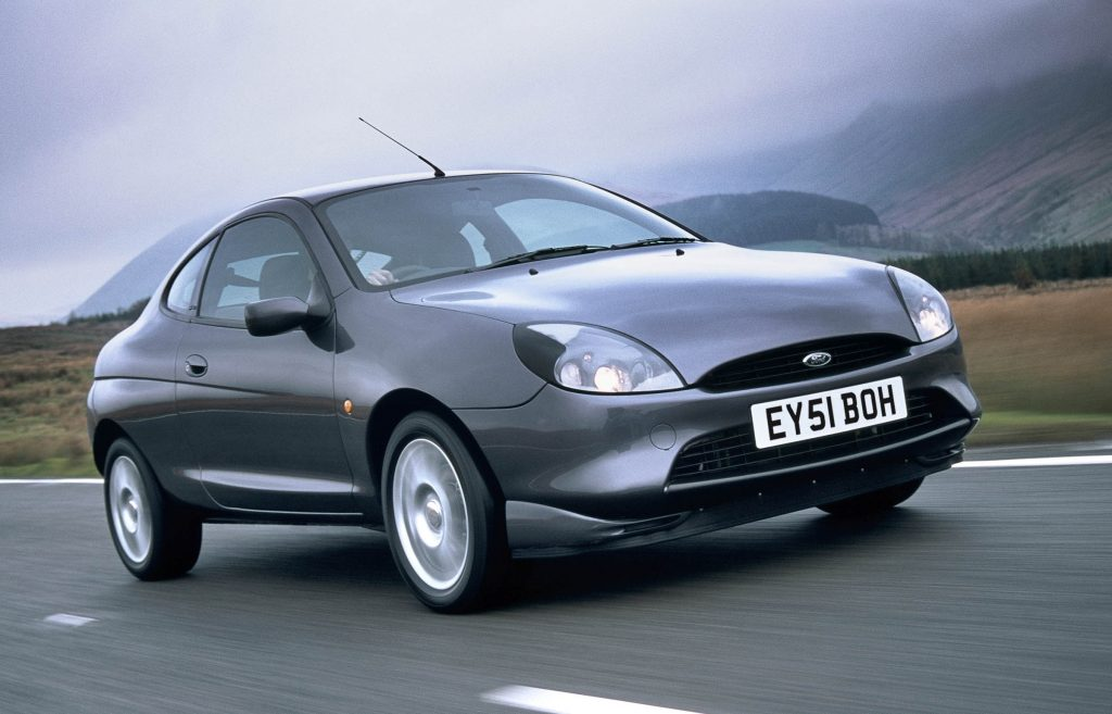 Going up in the world: 12 affordable future classic cars that are likely to increase in value. Including the Ford Puma