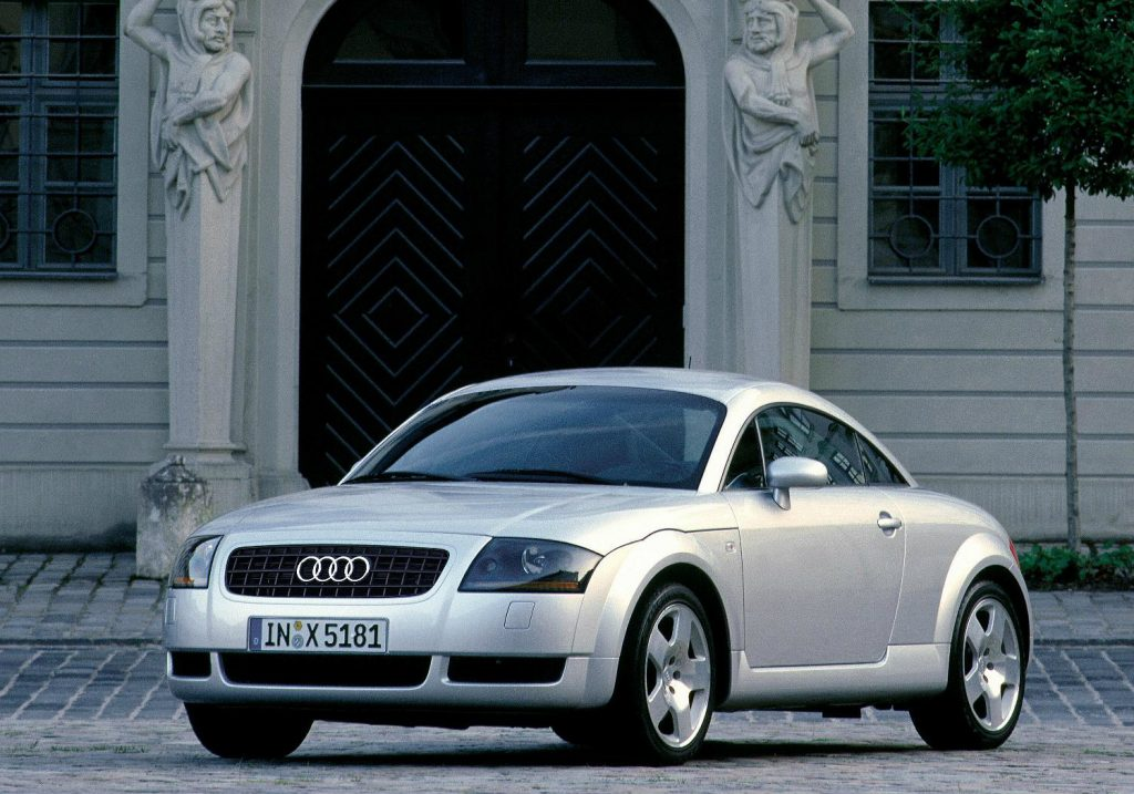 Going up in the world: 12 affordable future classic cars that are likely to increase in value. Including the Audi TT Mk1