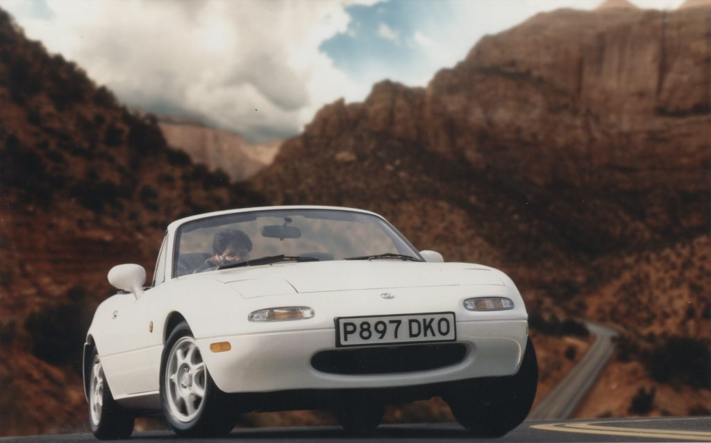 Going up in the world: 12 affordable future classic cars that are likely to increase in value. Including the Mazda MX-5 Mk1