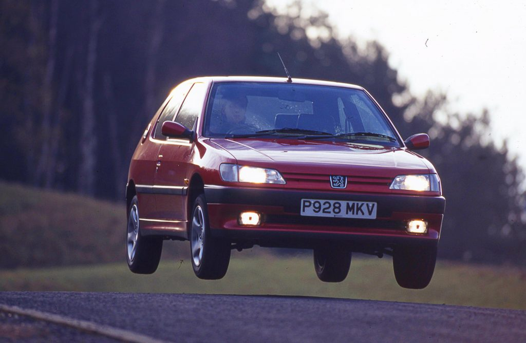 Going up in the world: 12 affordable future classic cars that are likely to increase in value. Including the Peugeot 306 GTI-6