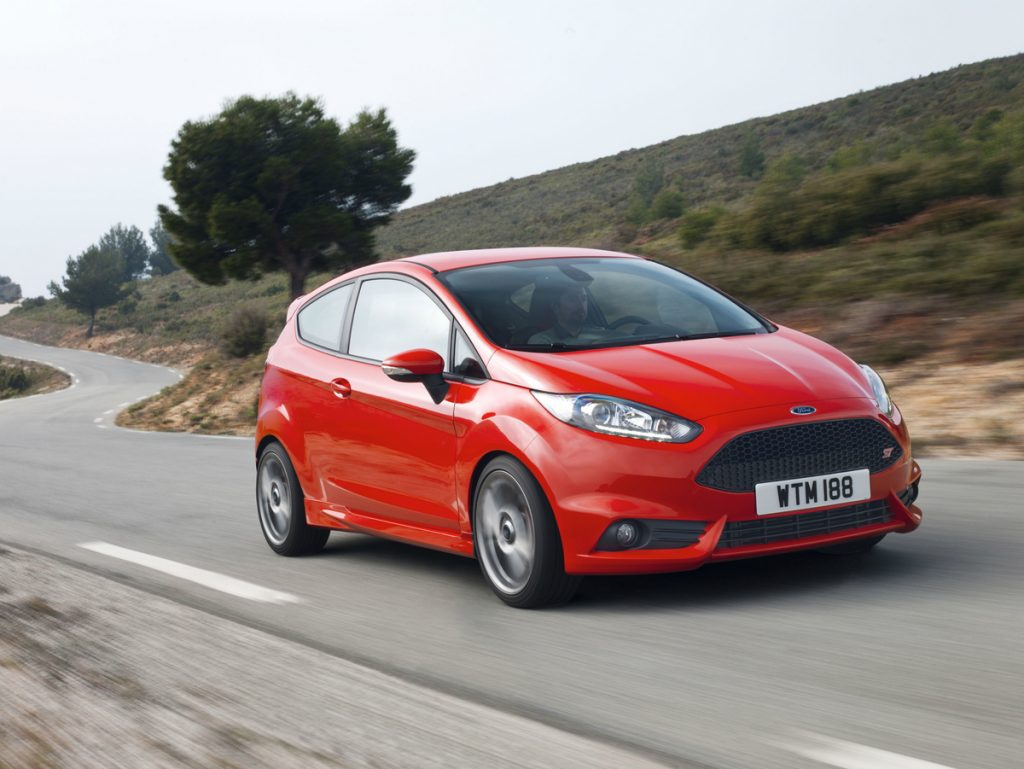 Great escapes: the best new and used cars for a road trip, featuring the Ford Fiesta ST