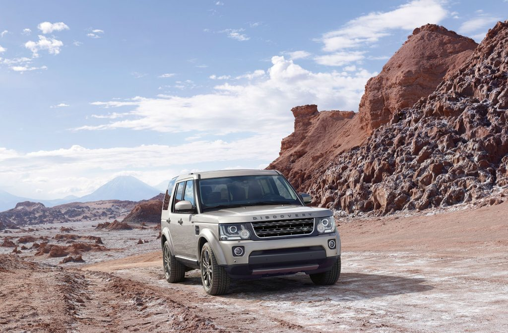 Great escapes: the best new and used cars for a road trip, featuring the Land Rover Discovery