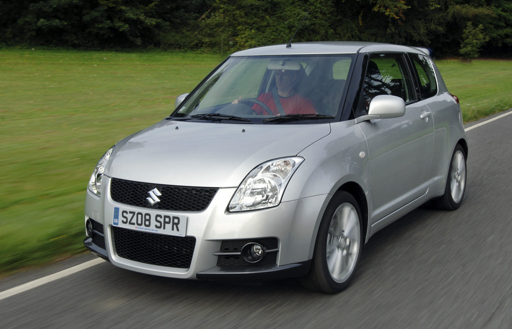 It's fun time! The best cheap small cars that are seriously big fun. Including The Suzuki Swift Sport