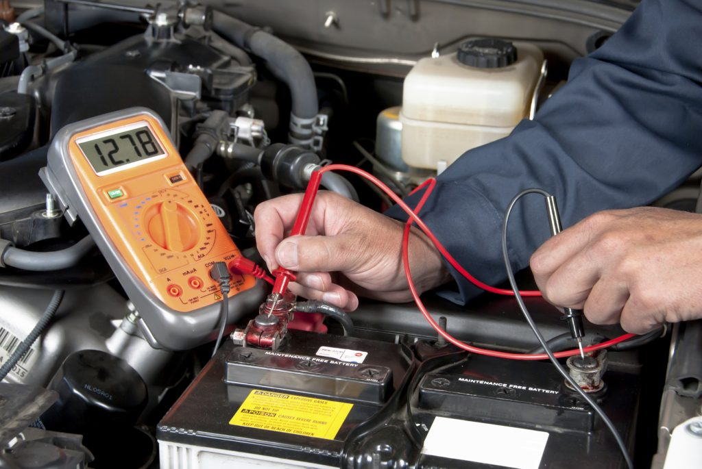 Car battery trouble