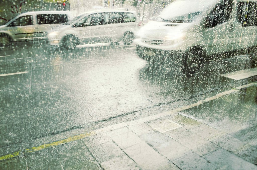 Expert tips: how to stay safe when driving in the rain