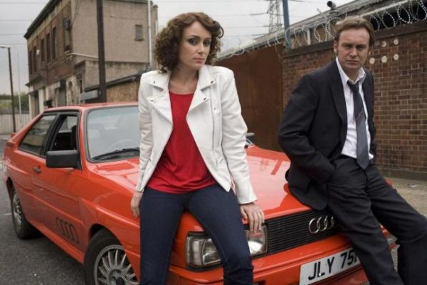 In Ashes to Ashes, Gene Hunt drives an Audi Quattro. What does his side kick Ray Carling drive?