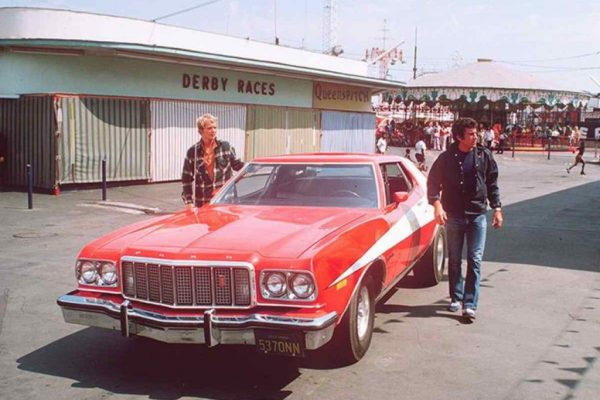 Which car did Starsky & Hutch drive?
