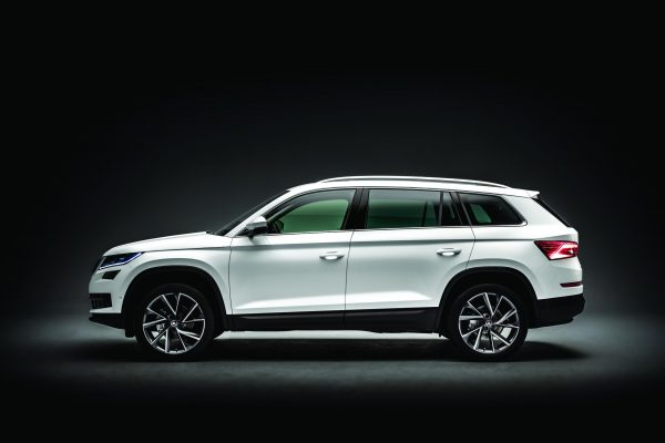 August: Skoda's new seven seat SUV broke cover in August. What is it called?