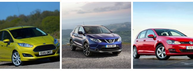 February: Sales of new cars continued to increase. Which car remained the favourite with British drivers after January?
