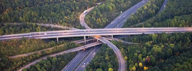 October: The M25 was opened by Margaret Thatcher and went on to be called the Road to Hell in Chris Rea's same-titled hit. But which birthday did it celebrate in October?