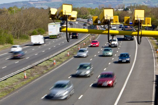 December: As digital speed cameras creep across Britain, how many drivers were revealed to have been caught speeding in 2015?