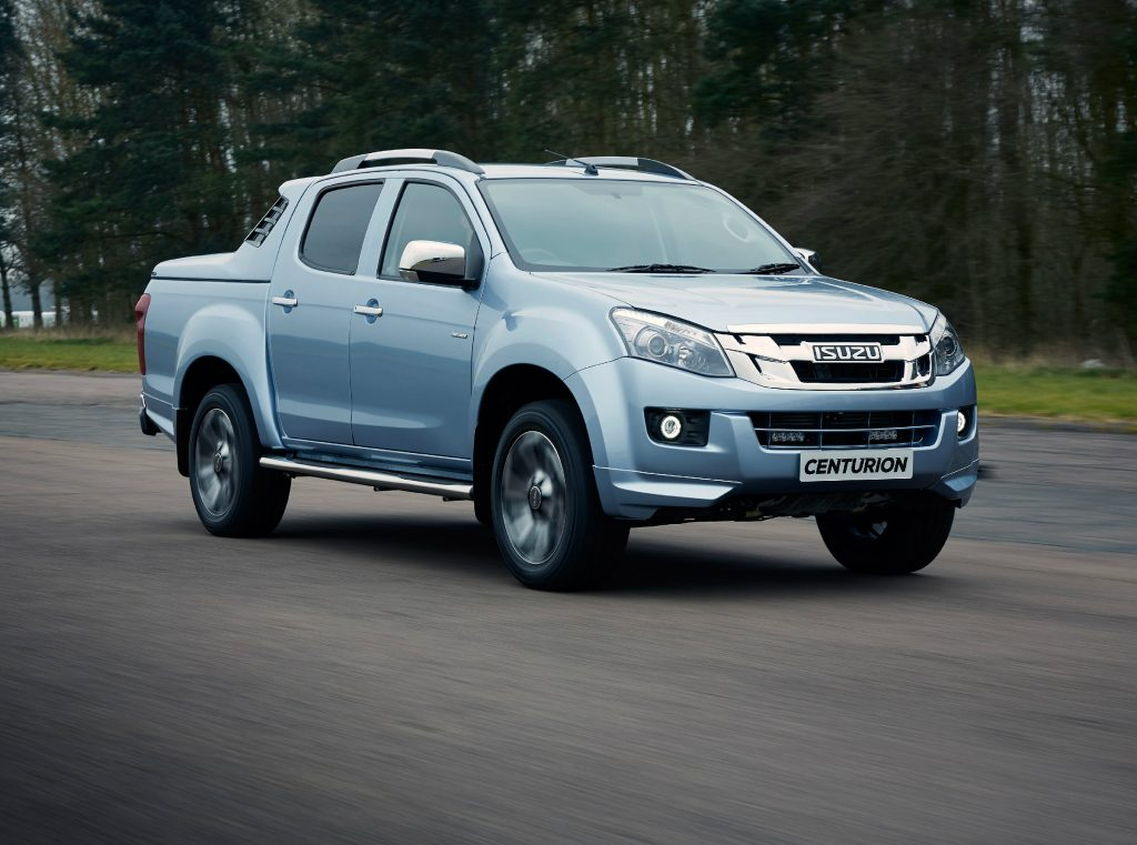 Pick up trucks: which are the best for towing, fuel economy and families?