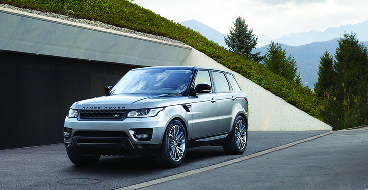 New cars like the Range Rover Sport 5.0 V8 will face a hefty rise in road tax from April, 2017