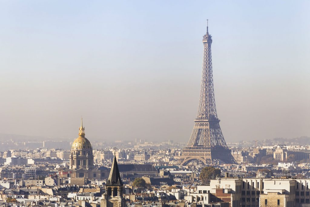 Drivers travelling to France require an emissions sticker to enter Paris, Lyon or Grenoble