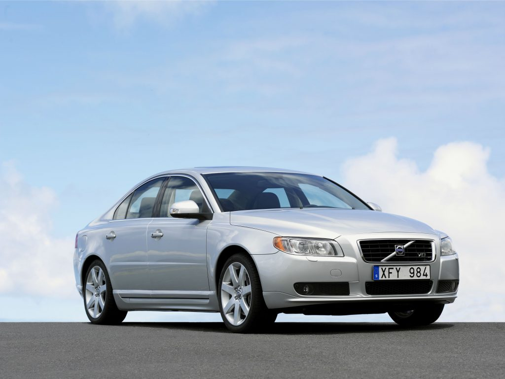 The most comfy luxury used car for £6000: Volvo S80