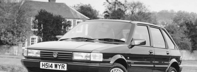 What was the Austin Maestro's claim to fame?
