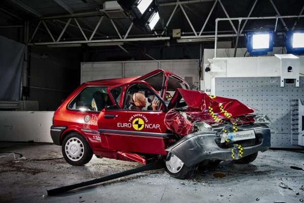 What brought production of the Rover 100 crashing to a halt?