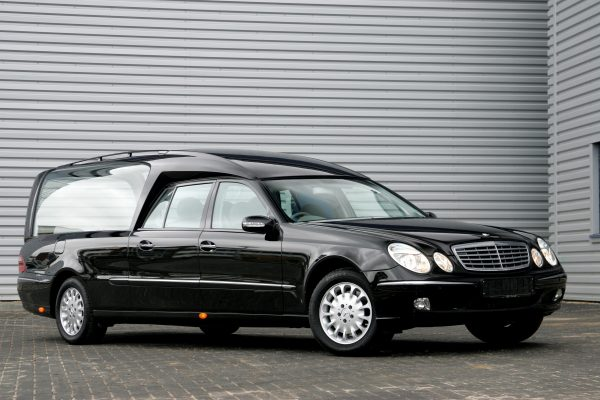 What might Japanese drivers hide when passing a hearse?