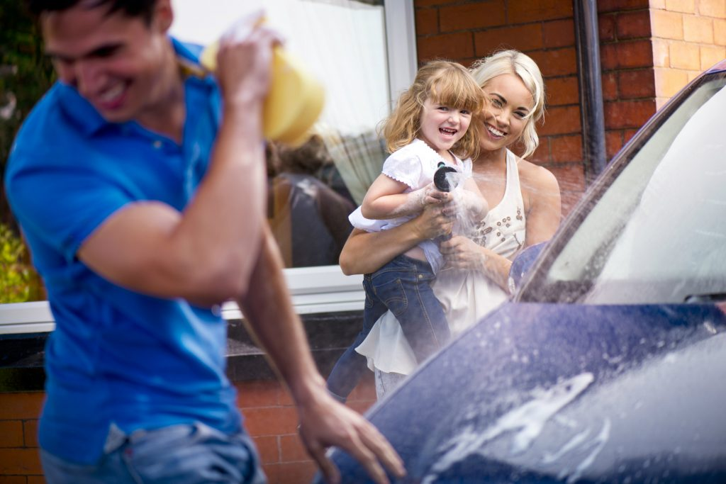 Polished with pride: the best way to spring clean a car