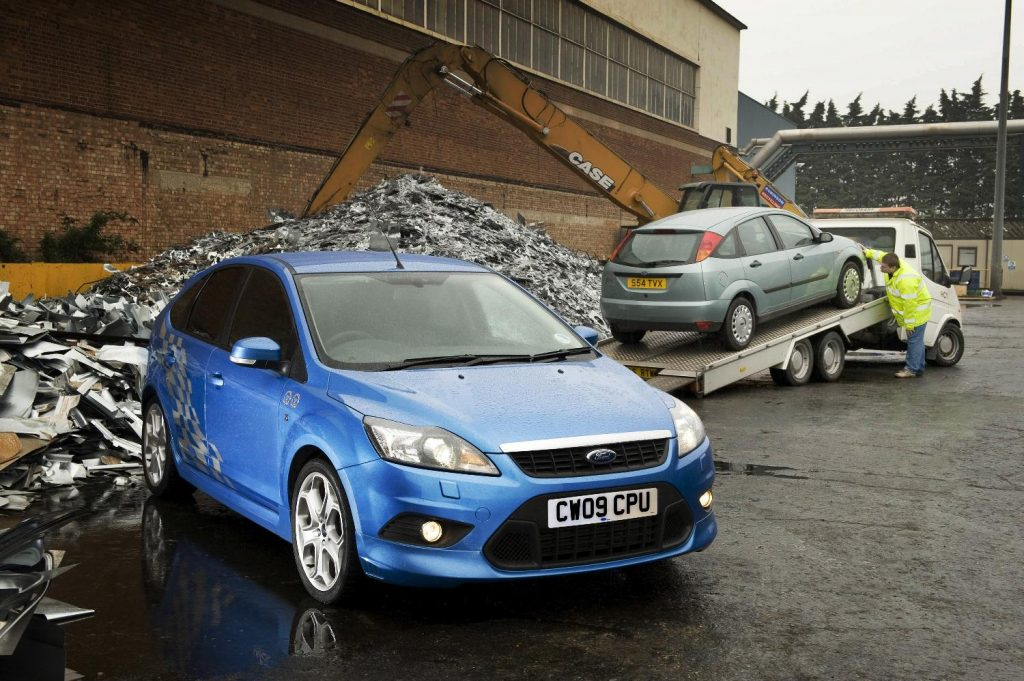 Will a scrappage scheme be introduced for diesel car drivers?