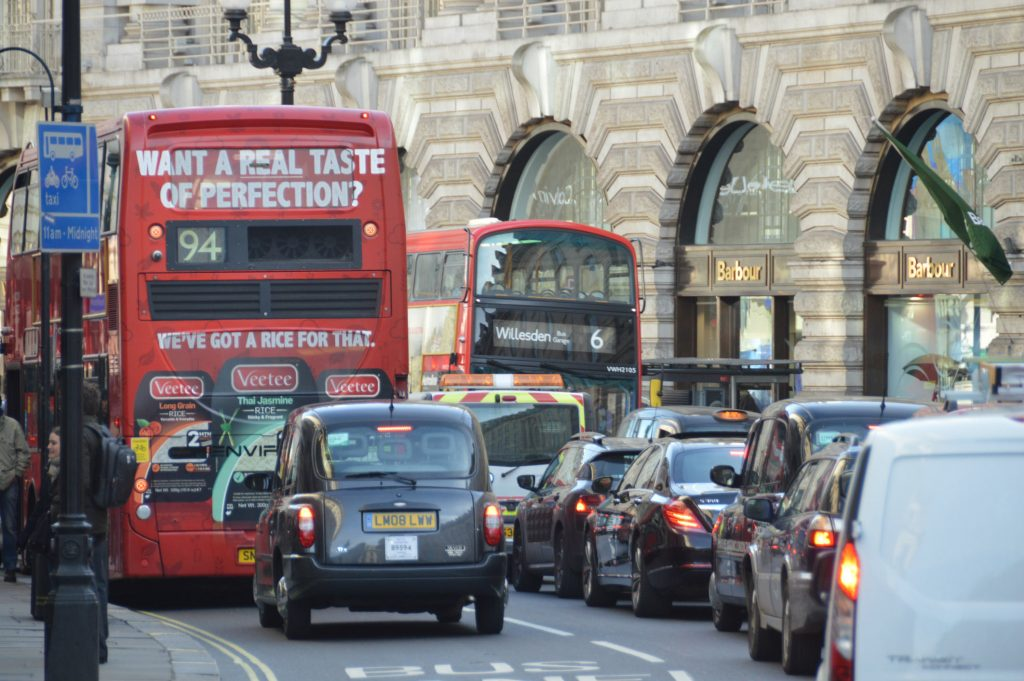 Could traffic lights and artificial intelligence mean the end of congestion 2