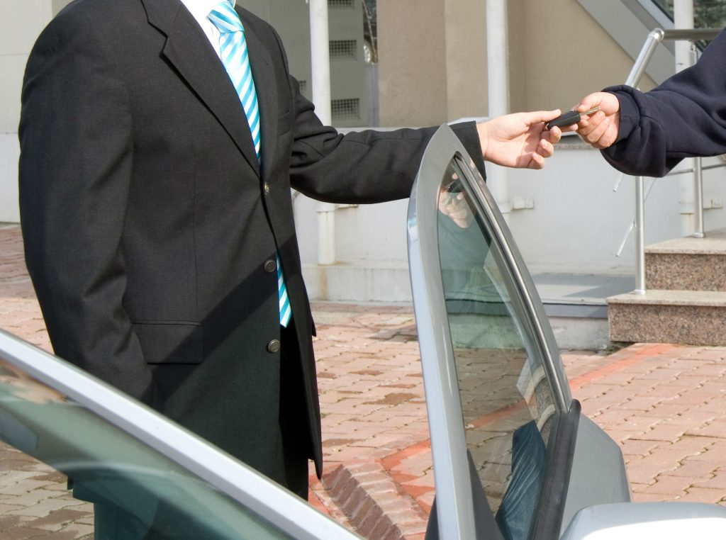 How to check that off-site airport valet parking is safe, secure and insured