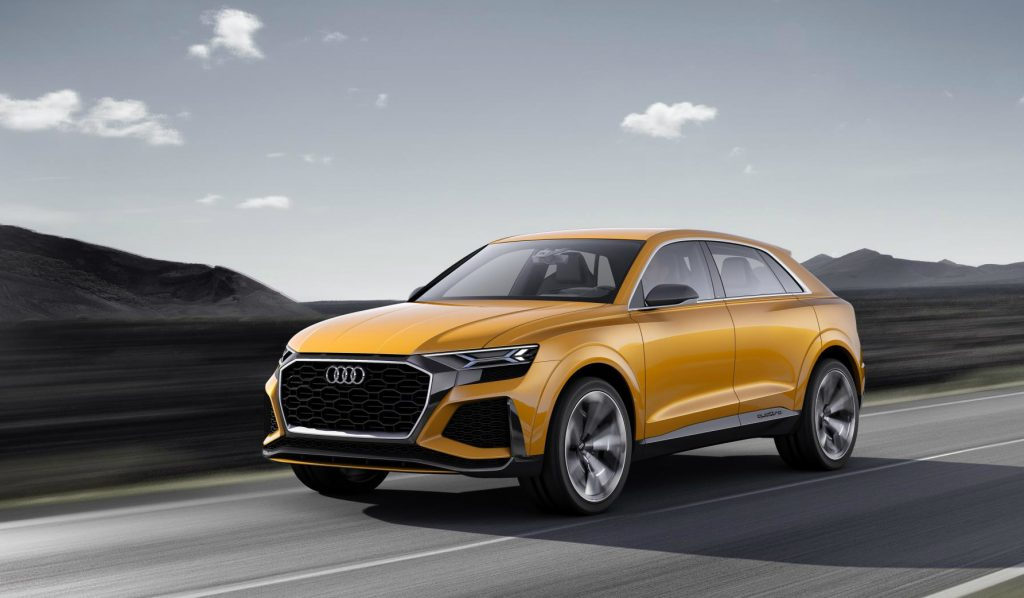 Audi is bringing exciting new PHEVs such as the Q8 to market