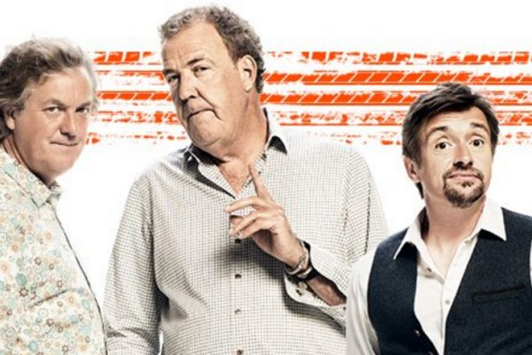 Clarkson, Hammond and May have a new TV show. What's it called?