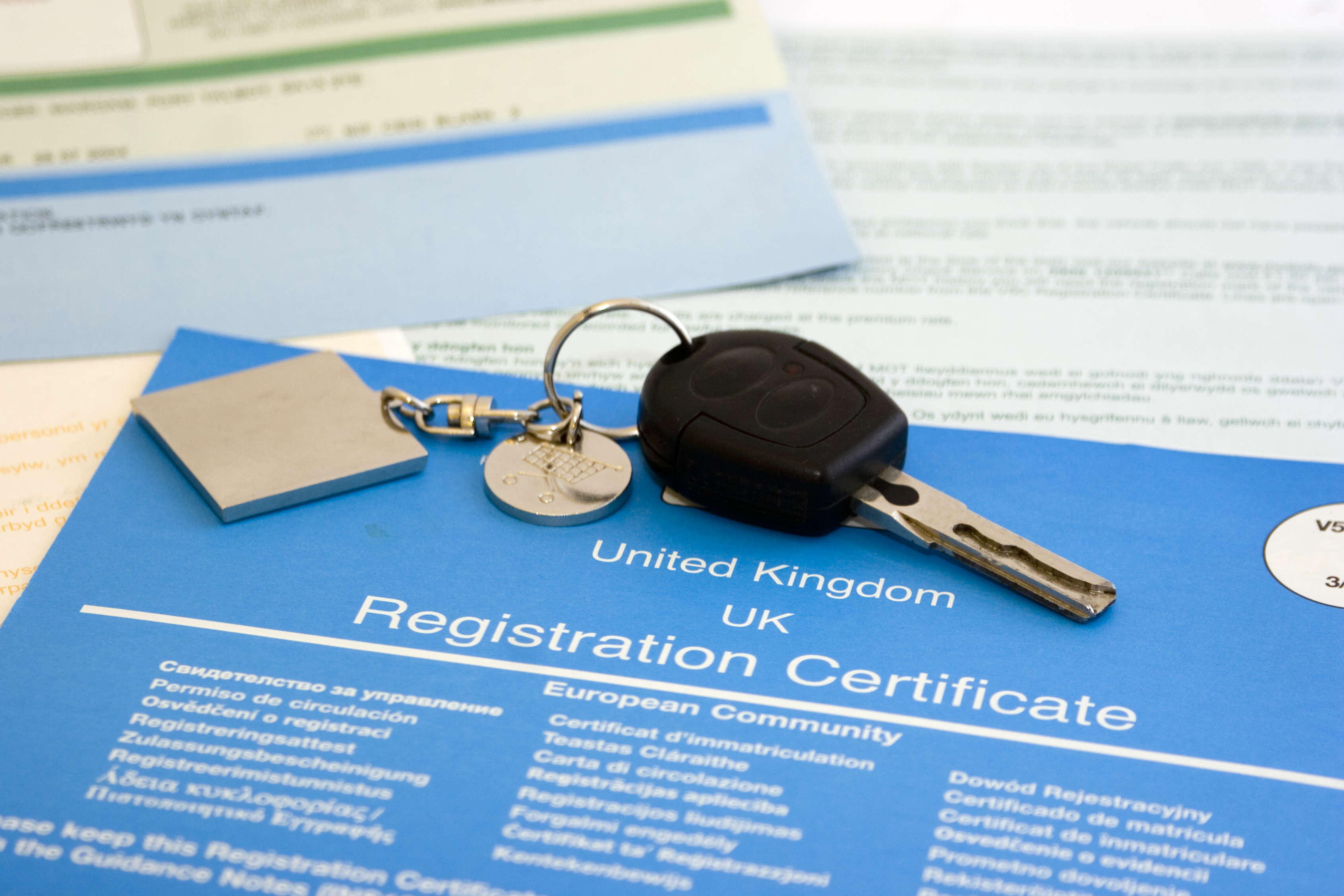 Reclaiming road tax when selling a car