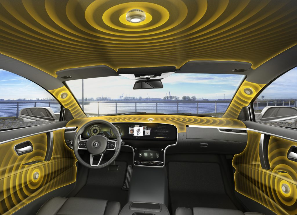 Car industry innovations