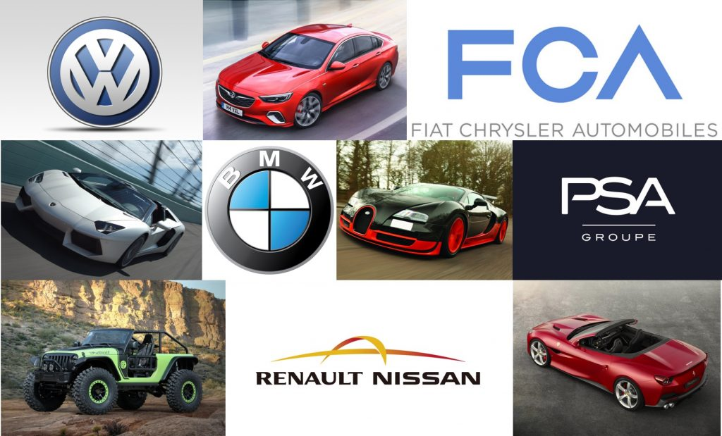 Quiz Do You Know Your Car Companies And Superbrands Green Flag
