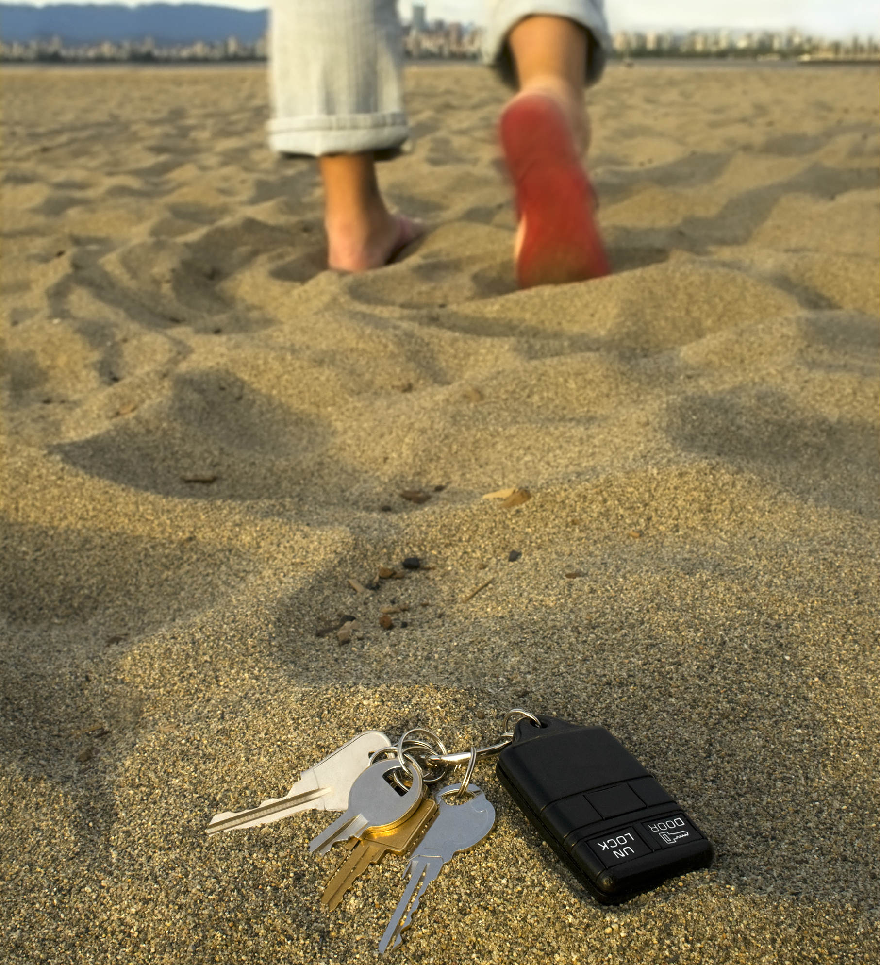 What to do if you have lost your car keys - Green Flag