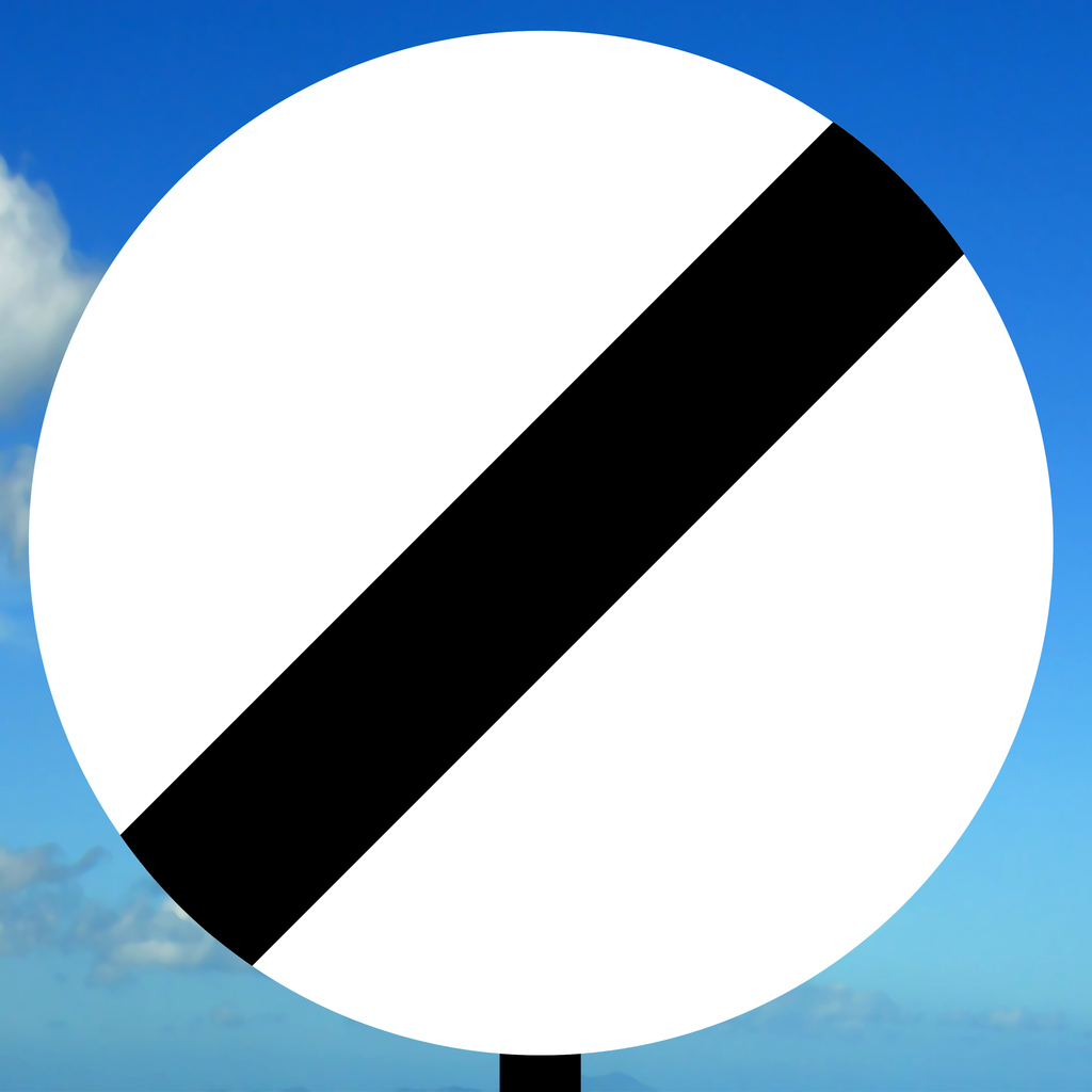 False: the dual carriageway speed limit for cars is 60mph
