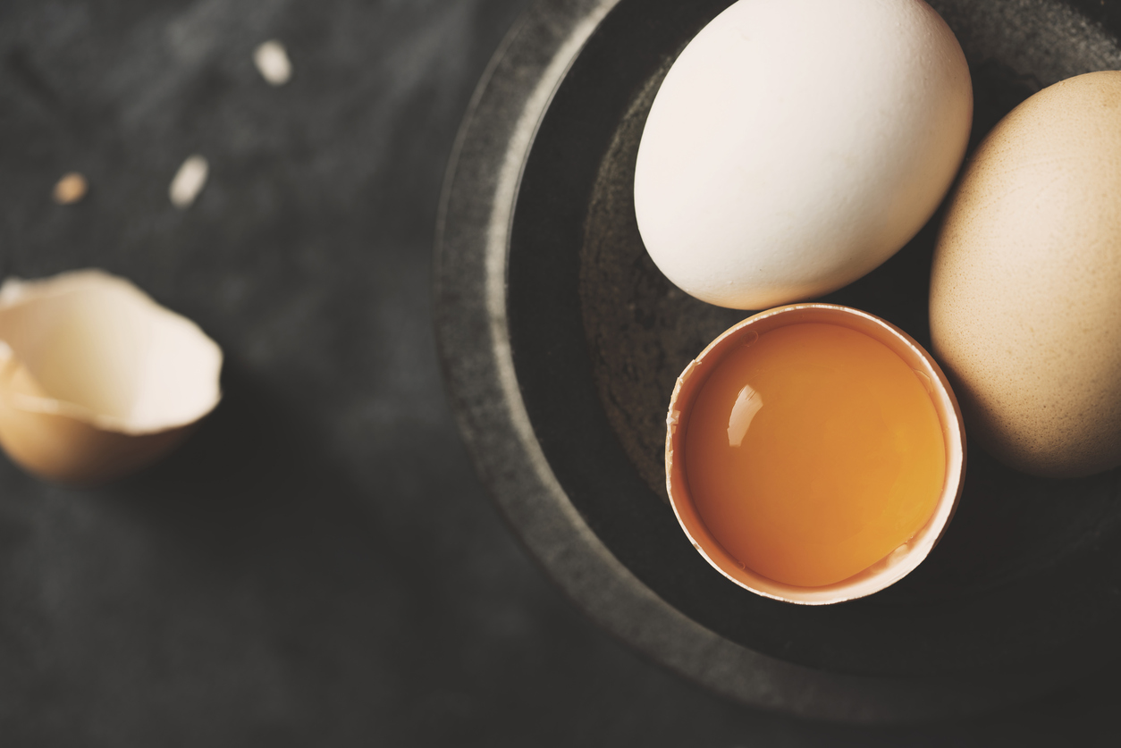 An egg can repair an engine's leaking radiator