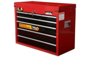 Christmas gift guide for drivers 2017, Halfords 7 drawer tool chest