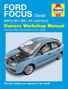 Christmas gift guide for drivers 2017, Haynes car maintenance manual