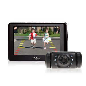 Christmas gift guide for drivers 2017, Yada BT53328 reversing camera