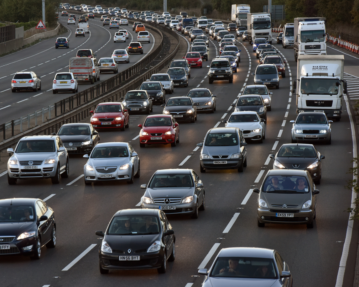 Frantic Friday: how drivers can prepare for traffic when travelling over Christmas 2017