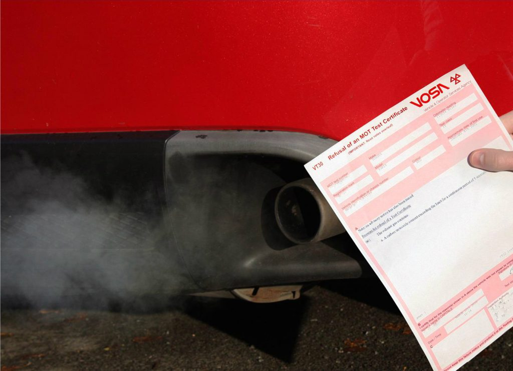 Changes to the 2018 MOT: diesel cars face stricter emissions test