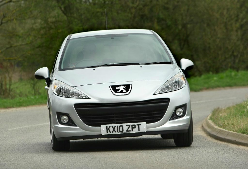 Peugeot 207 is most expensive small hatchback to service and repair
