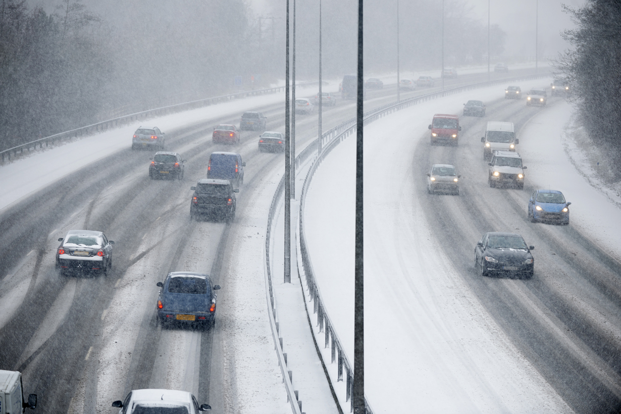 How drivers can stay safe as the 'Beast from the East' blasts Britain with Arctic winter
