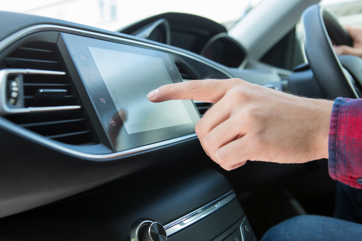 How to spot the warning signs of the five most common faults in new cars: sat nav system