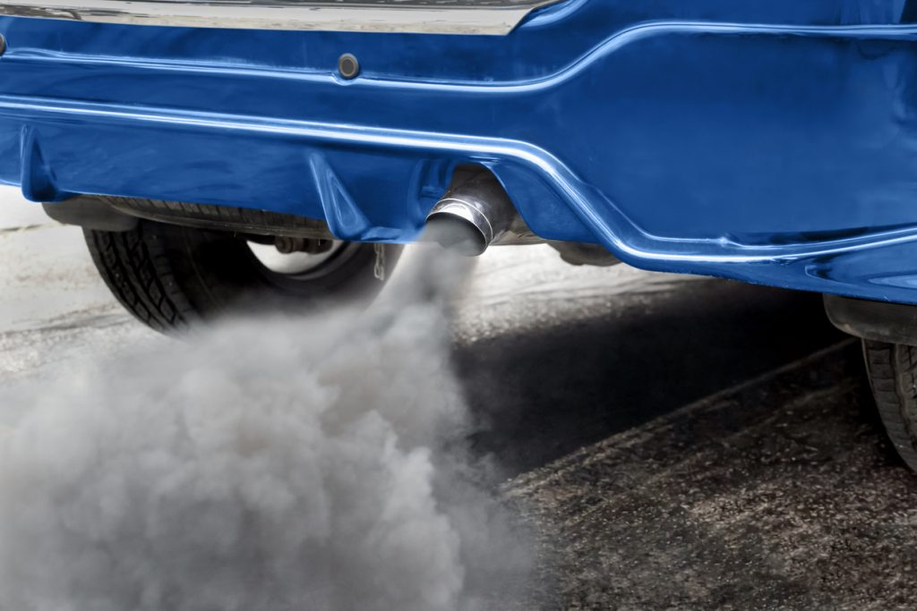 How to spot the warning signs of the five most common faults in new cars: exhaust and emissions system