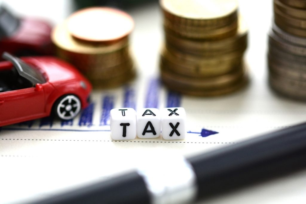 Car tax rates